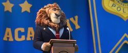 Lionheart Zootopia