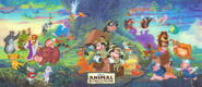 Oversized - Disney - Animal Kindom
