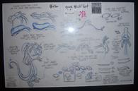 Mushu model sheet