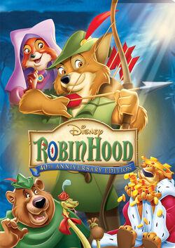 Disney RobinHood 45th Anniversary