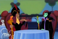 Jafar,Maleficent