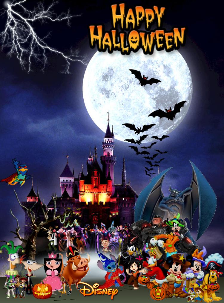 Halloween events disney fan fiction wiki fandom - Disney halloween images ...