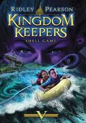 Kingdom Keepers V Shell Game