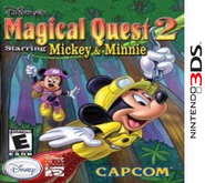 Disney's Magical Quest 2 starring Mickey and Minnie - Nintendo 3DS