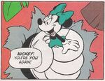 Minnie mouse comic 36