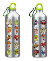 Alum water bottle