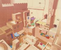 Agrabah - Main Street (Art)