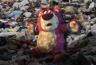Lotso's Death (Alternate Scenes)