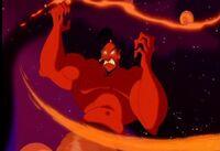 Jafar Controlling the Cosmos