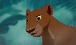 Nala in third sequel 14