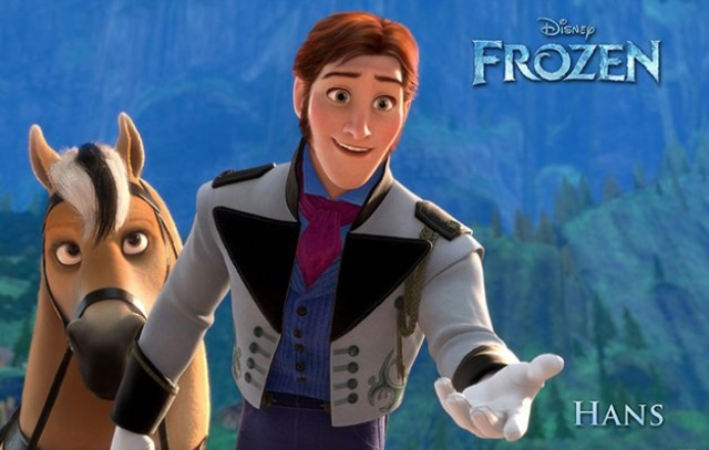 Frozen Hans poster 1