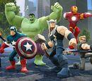 The Avengers (Play Set)