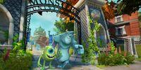 Monsters University (Play Set)