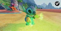 Stitch - Blaster Power