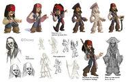 SNielson Infinity Jack Sparrow Evolution