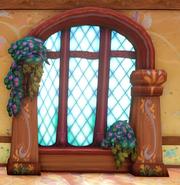 Rapunzel's Tower Window