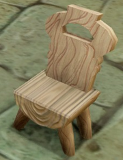 Aurora's Cottage Chair