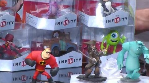 Disney Infinity Demo - SDCC 2013