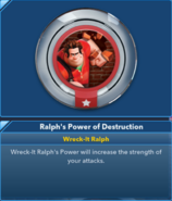 Ralph's Power of Destruction 3.0