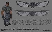 Falcon Concept