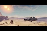 Tatooine Falcon