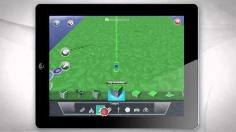 Disney Infinity Toy Box Fundamentals -- Controls Overview (iPad®)