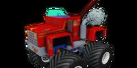 Ralph's Wrecking Truck