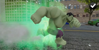 Hulk - Rampaging Rush