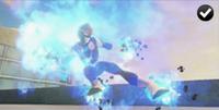 Nova - Nova Force Block Breaker Combo