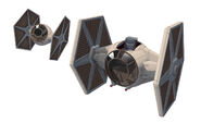 SamNielson Infinity TieFighter