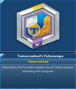 Tomorrowland's Futurescape 3.0