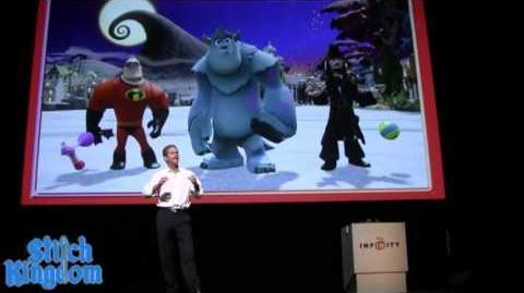 Disney Infinity Official Announcement with John Lasseter 1 4
