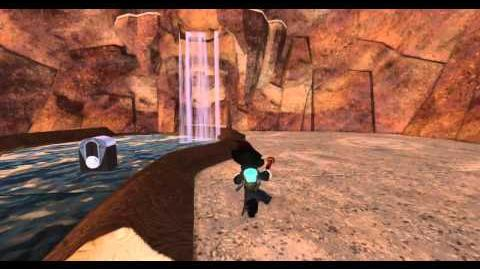 DISNEY INFINITY- Canyon City (Featured Toy Box)