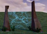 DunBroch Stone Gate