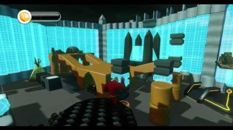 DISNEY INFINITY- Turo Arena (Featured Toy Box)