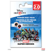 Disney Infinifty 2.0 power packs