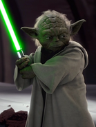 Yoda Attack of the Clones