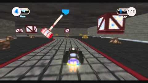 DISNEY INFINITY Spooky Castle Race (Featured Toy Box)
