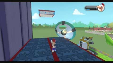 DISNEY INFINITY- Easter in Danville (Featured Toy Box)