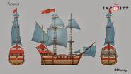 Ship Revenge concept