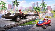 Marvel Racing