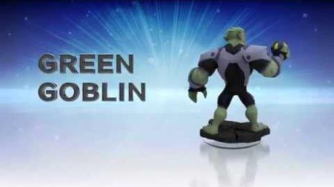 Green Goblin - Disney Infinity Marvel Super Heroes (2