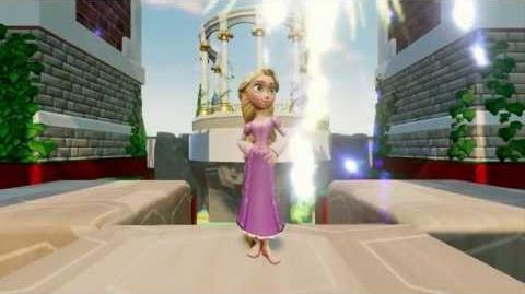 Disney Infinity Rapunzel