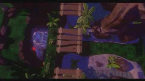 DISNEY INFINITY Jack's Maze (Featured Toy Box)