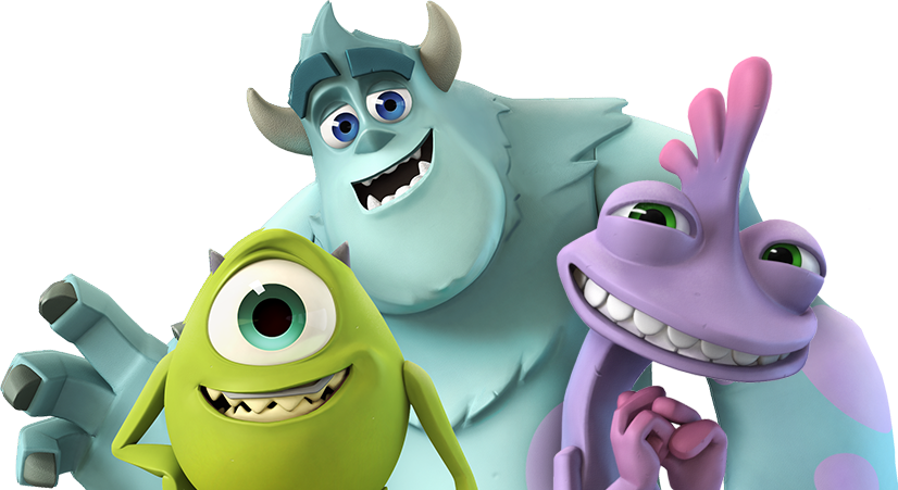 Monsters University Play Set | Disney Infinity Wiki ...