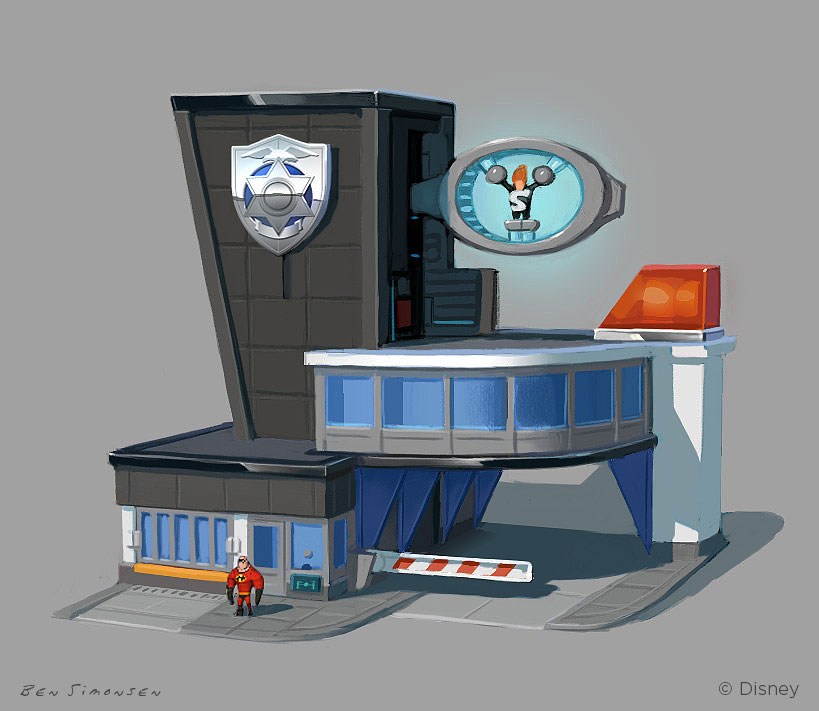 Disc By Supermaxer On Deviantart: Disney Infinity Wiki