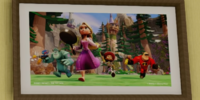 Disney Infinity Painting