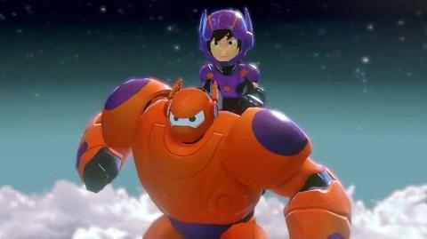 Big Hero 6 Hiro & Baymax Trailer - Disney Infinity (2