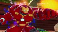 Marvel Battlegrounds Play Set 04
