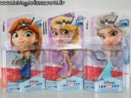 Imageretail packinging with princesses